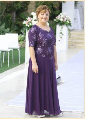 שמלות ערב צנועות
