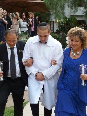 שמלות ערב לחתונה שמלה ועליונית משיפון ותחרה