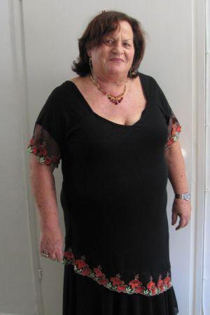 שמלת ערב למידות גדולות