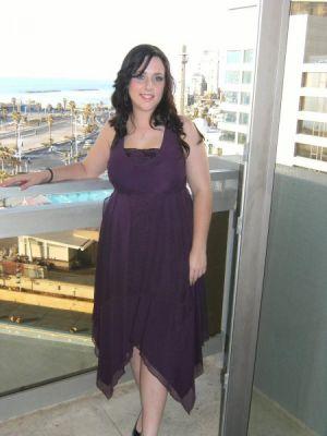 שמלות ערב מיוחדות משולשים